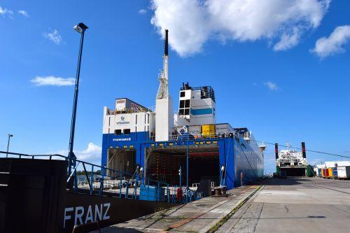 ship ferry scandinavia