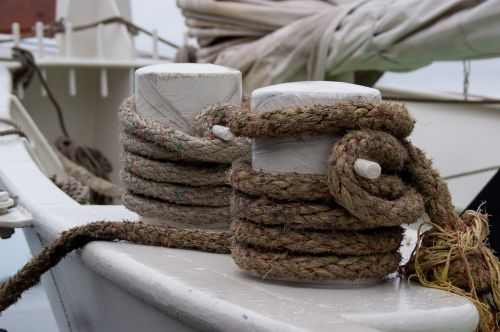 ship harness lines rigging