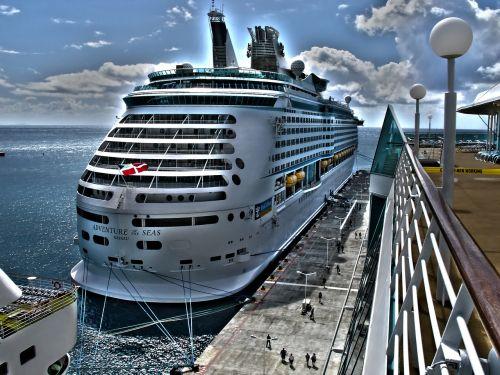 ship cruise ship sea