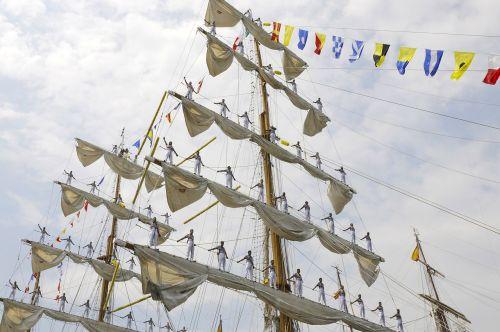 ship sailing sailing-ship
