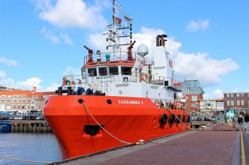 ship port scheveningen