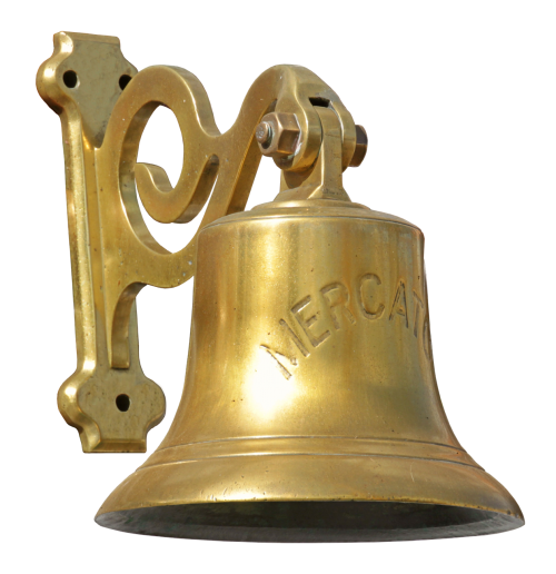 ship bell bell brass