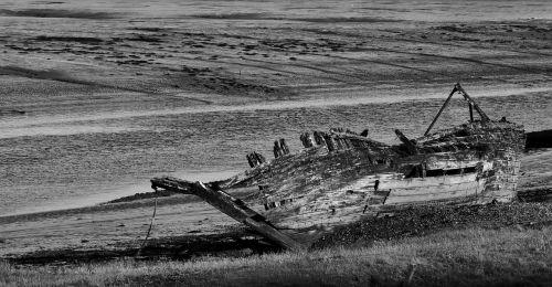 ship wreck lapsed scotland