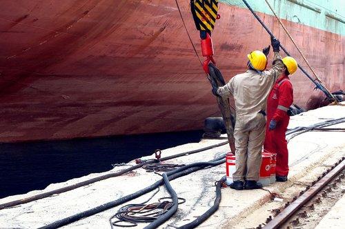 shipping  ship  port