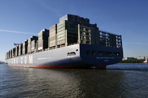shipping  seafaring  container ships