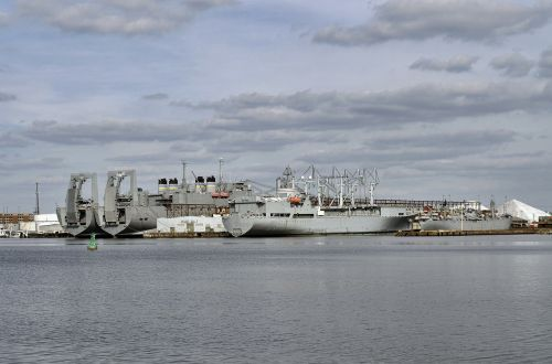 ships harbor baltimore