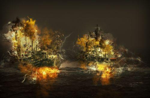 ships vessels sea