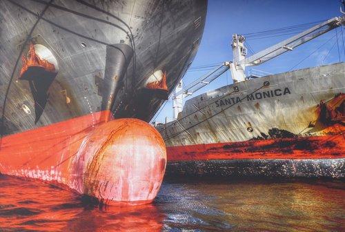 ships  port  motor ship