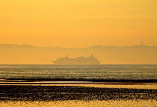 ships  travel  sea
