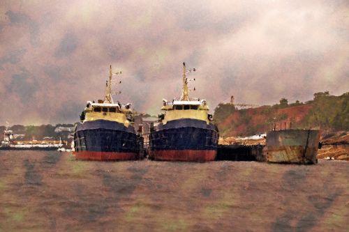 ships freighter amazonas