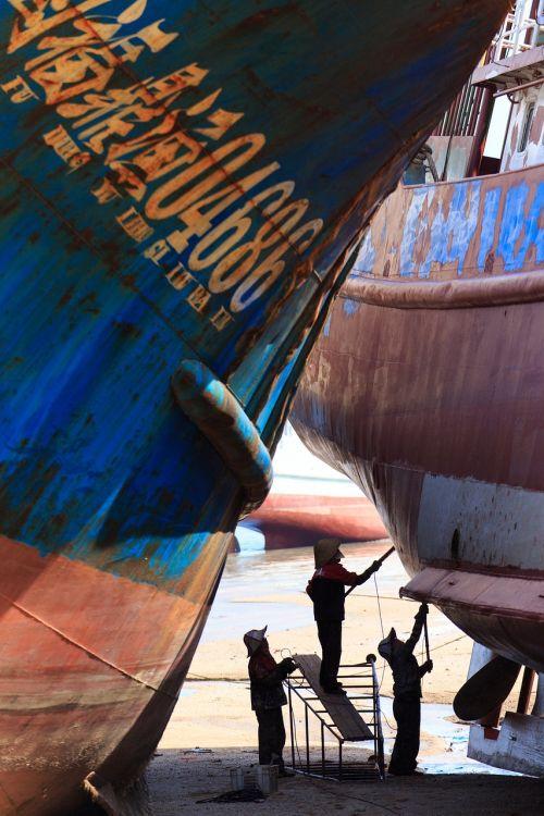 shipyard repair