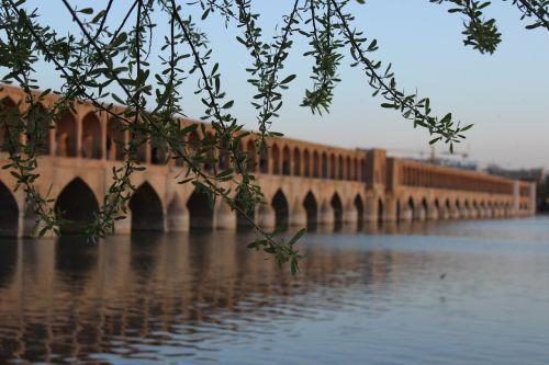 shiraz bridge persia