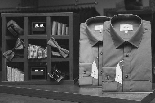 shirts collared ties