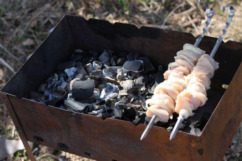 shish kebab nature food