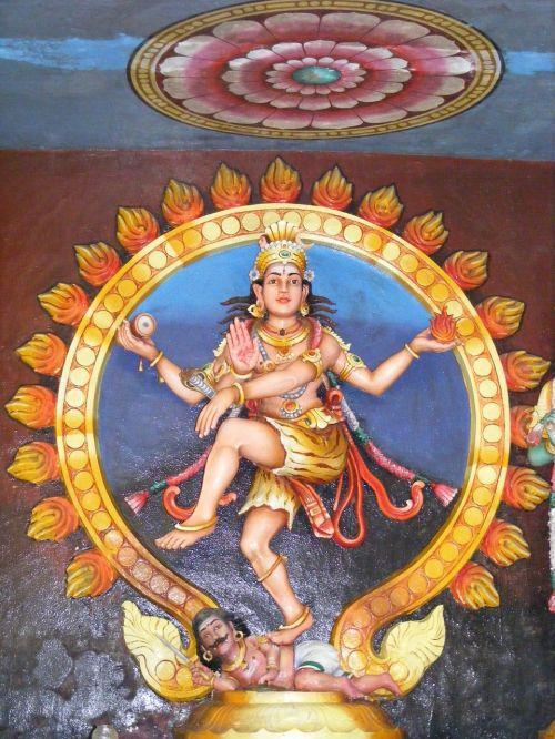 shiva hindu goddess