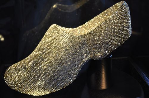 shoe diamond lux