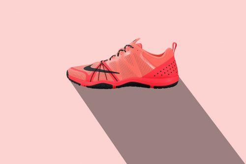 shoe sport training