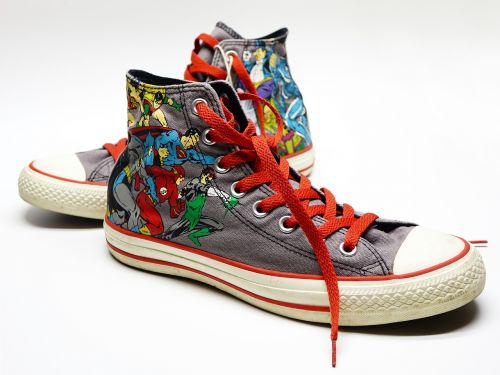 shoe canvas sneakers