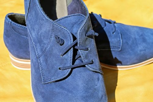 shoe leather pair