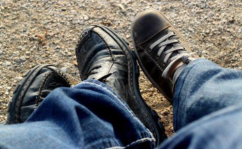 shoe shoes foot