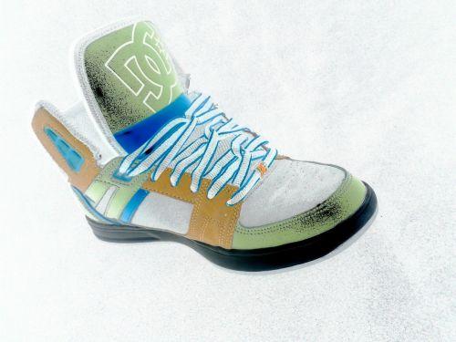shoe skateboard footwear