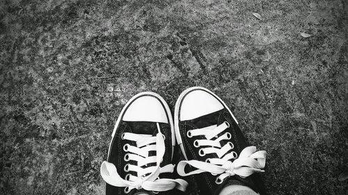 shoe  leg  girl