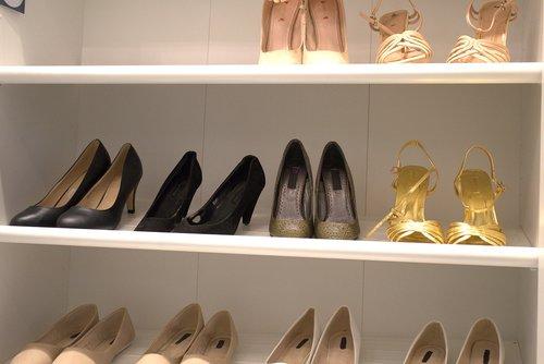 shoe  high heels  pumps