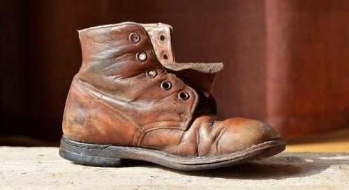 shoe children's shoe leather shoe