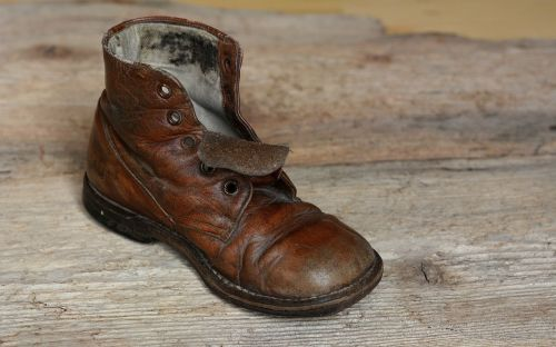 shoe leather shoe age shoe