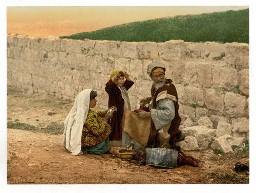 Shoemaker Jerusalem