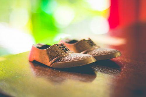 shoes design bokeh