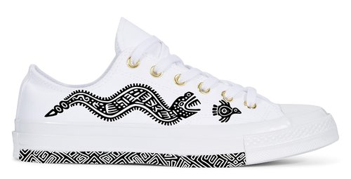 shoes  maya  motifs