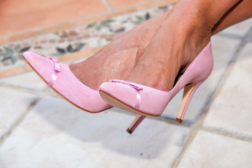 shoes  elegance  woman