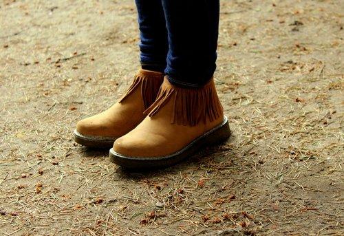 shoes  ankle boots  autumn