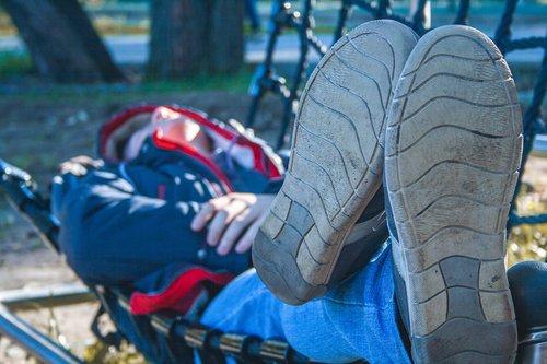 shoes  sole  man