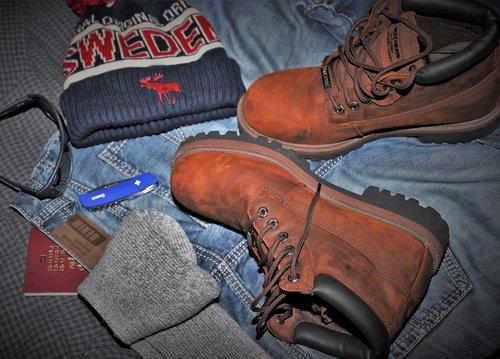 shoes  laces  clothes