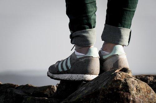 shoes  rock  legs