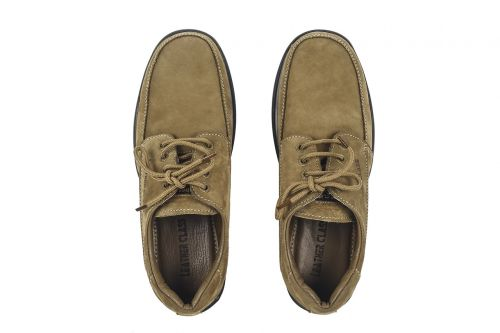shoes leather pair
