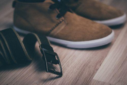 shoes belt fashion