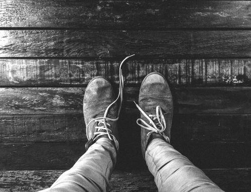 shoes laces pants
