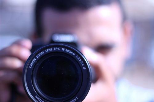 shoot camera photography