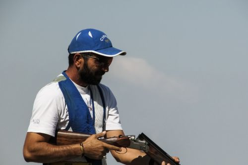 shooting sport competition