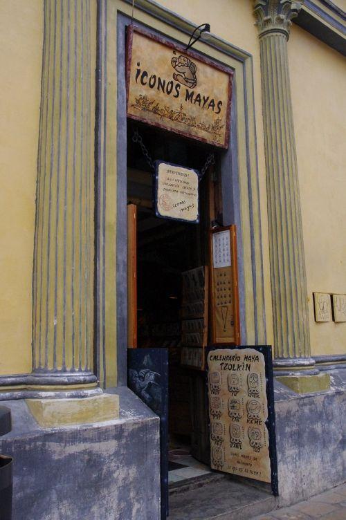 shop maya san cristobel del colon
