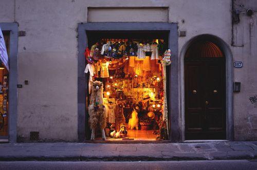 shop souvenir florence