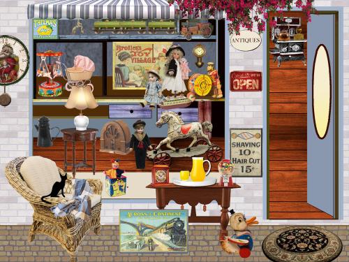 shop trade antiques