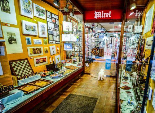 Shop In Barcelona Spain