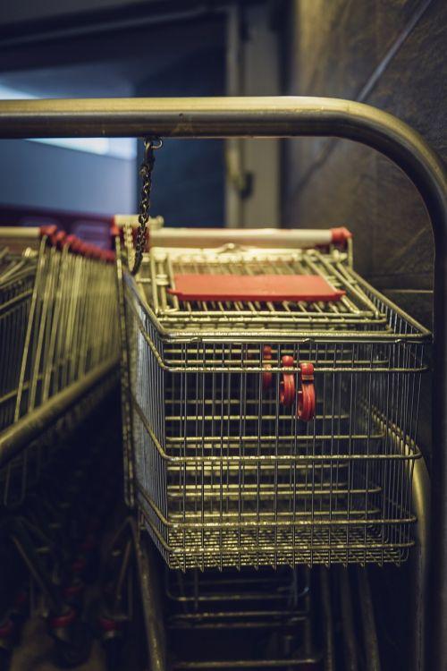shopping dare shopping cart