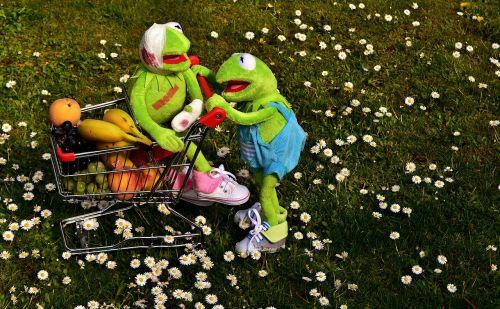 shopping fruit healthy