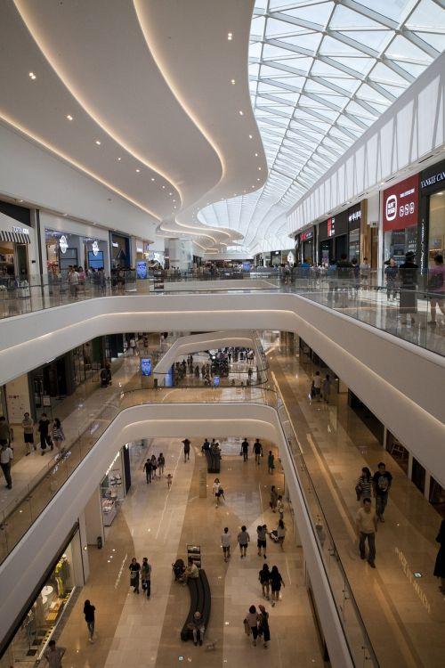 shopping mall korea