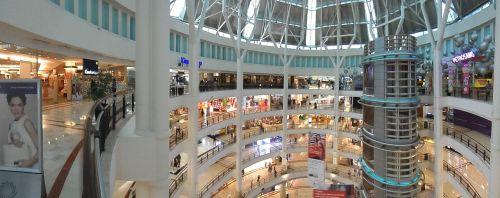 shopping mall shopping mall